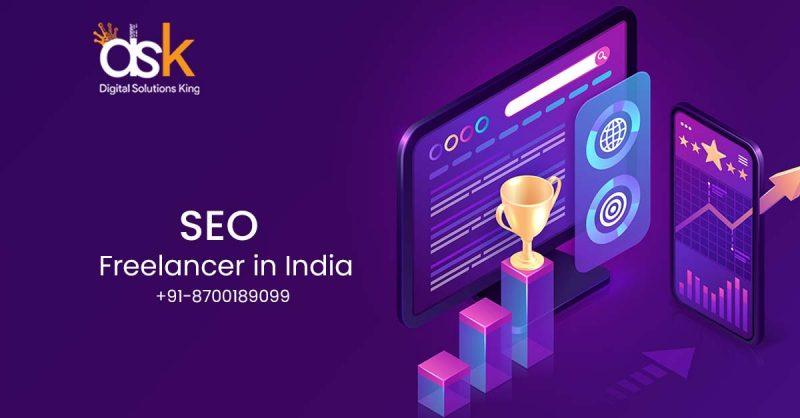 SEO freelancer in India