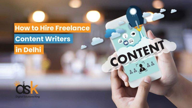 freelance content writers in Delhi